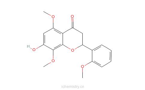 CAS:100079-34-3的分子结构