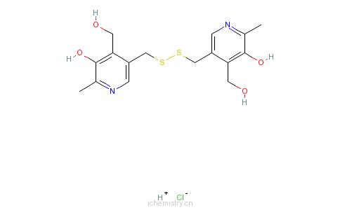 CAS:10049-83-9的分子结构