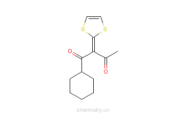 CAS:100673-21-0的分子结构