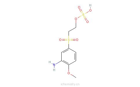 CAS:10079-20-6的分子结构