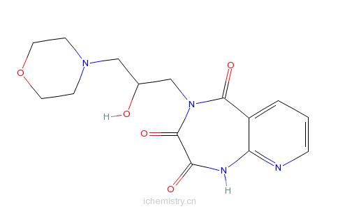 CAS:101204-92-6的分子结构
