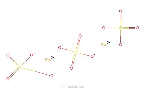 CAS:10124-49-9的分子结构