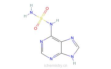 CAS:101910-08-1的分子结构