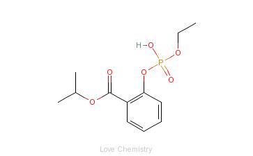 CAS:101946-10-5的分子结构
