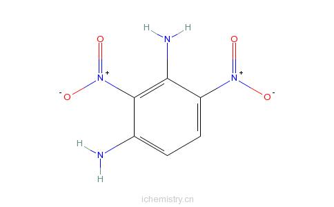 CAS:10199-87-8的分子结构