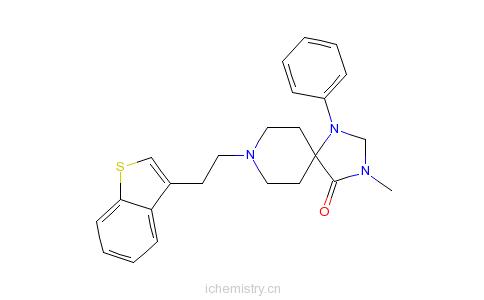 CAS:102395-50-6的分子结构
