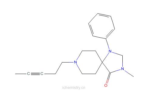 CAS:102504-92-7的分子结构