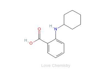 CAS:10286-53-0的分子结构