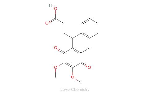 CAS:103186-08-9的分子结构
