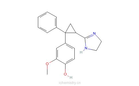 CAS:103419-20-1的分子结构