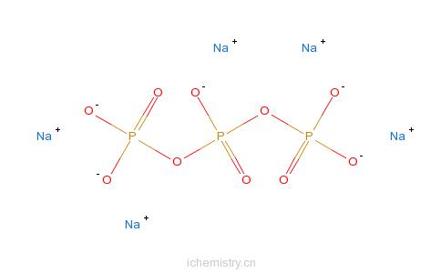 CAS:10380-08-2_三磷酸的分子结构