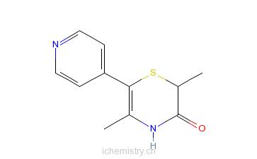CAS:103807-33-6的分子结构