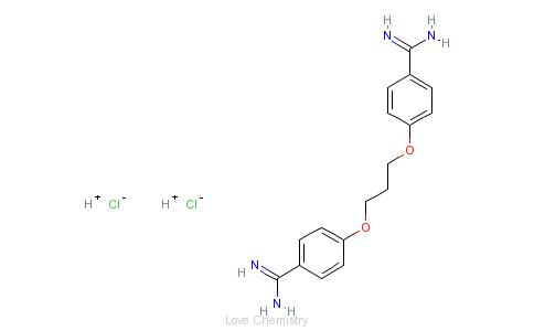 CAS:104-32-5_普罗帕脒的分子结构