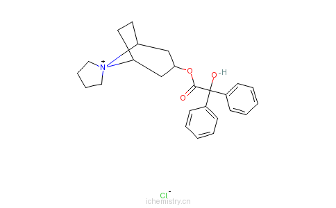 CAS:10405-02-4_曲司氯胺的分子结构