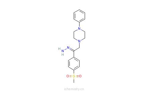 CAS:104058-02-8的分子结构
