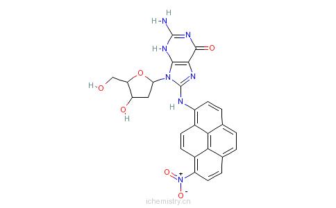 CAS:104562-50-7的分子结构