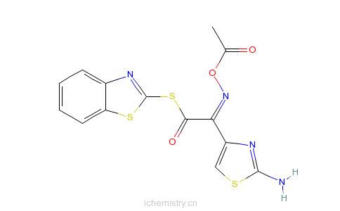 CAS:104797-47-9的分子结构