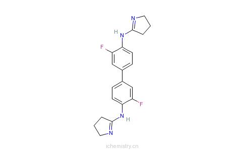 CAS:105102-20-3_利罗定的分子结构