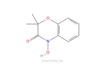 CAS:10514-68-8的分子结构