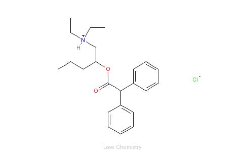 CAS:10521-39-8的分子结构