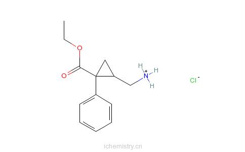CAS:105310-32-5的分子结构