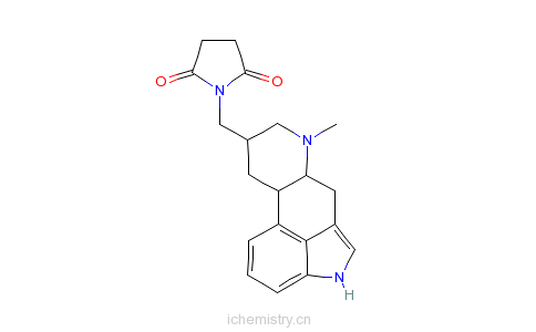 CAS:105579-49-5的分子结构