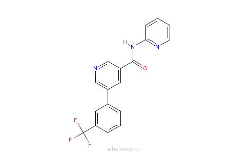 CAS:1057090-00-2的分子�Y��
