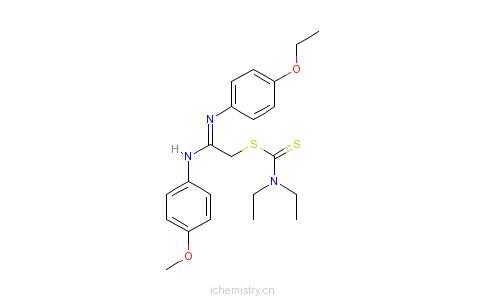 CAS:105858-94-4的分子结构