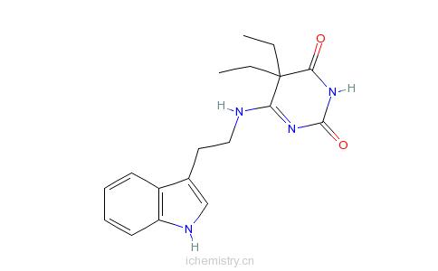 CAS:105891-76-7的分子结构