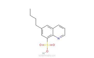 CAS:105911-74-8的分子结构