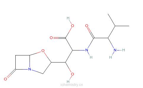 CAS:106861-42-1的分子结构