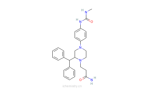 CAS:107314-45-4的分子结构
