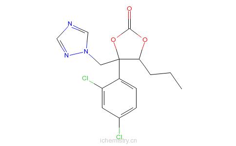 CAS:107659-81-4的分子结构