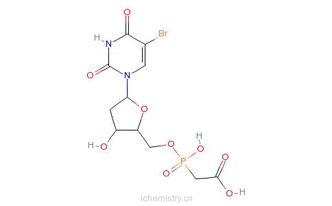 CAS:107811-78-9的分子结构