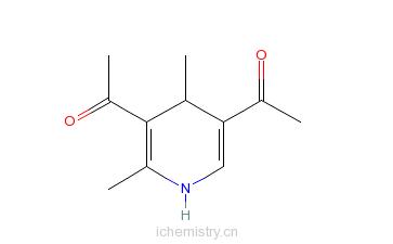 CAS:1079-95-4的分子结构