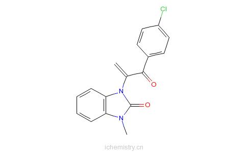 CAS:108664-32-0的分子结构