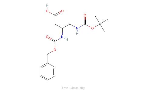 CAS:108919-51-3的分子结构