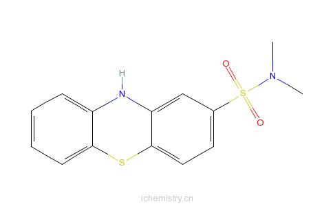 CAS:1090-78-4的分子结构