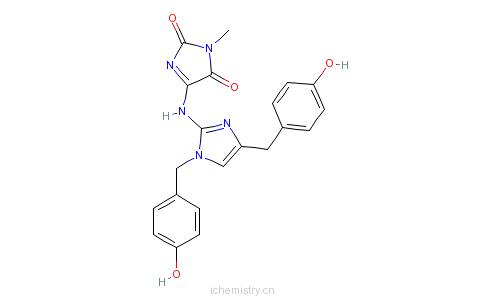CAS:110189-04-3的分子结构