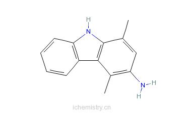 CAS:111249-52-6的分子结构
