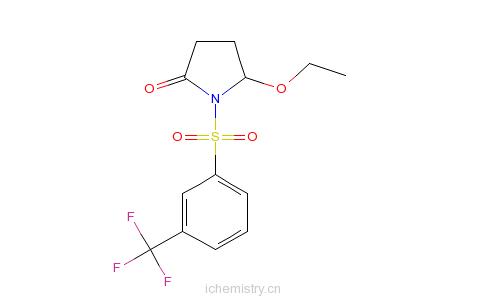 CAS:111711-57-0的分子结构