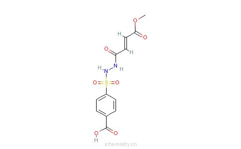 CAS:114642-66-9的分子结构