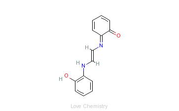 CAS:1149-16-2_乙二醛缩双(邻氨基苯酚)的分子结构