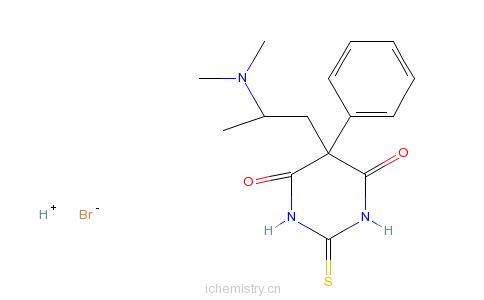 CAS:1155-92-6的分子结构