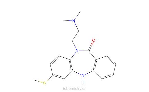 CAS:1163-28-6的分子结构