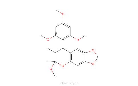 CAS:116409-16-6的分子结构