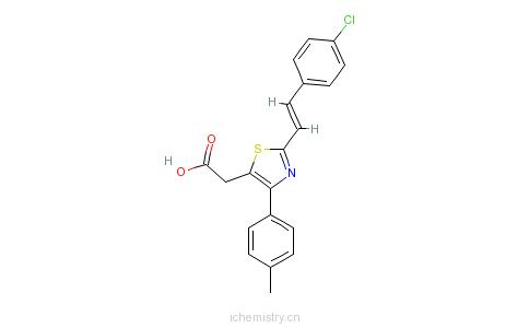 CAS:116758-93-1的分子结构
