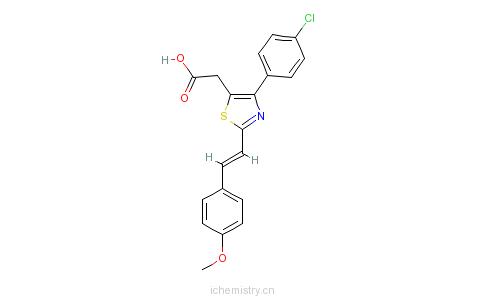 CAS:116759-11-6的分子结构