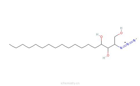 CAS:117168-59-9的分子结构