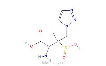CAS:118175-11-4_他唑巴坦酸相关物质A的分子结构